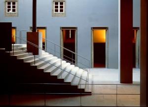 Interior del Museo de Belas Artes