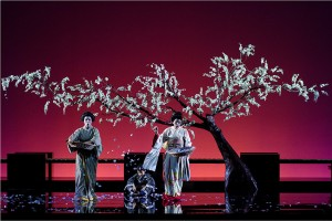 Madama Butterfly. Foto Alfonso Rego