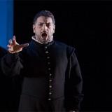 El barítono Javier Franco protagoniza el próximo recital en el Rosalía