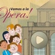OPERA XXI presenta dos App dirigidas al público infantil