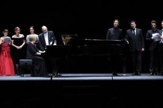 """""""Concerto pola Lírica"""", 1ª Parte (Teatro Rosalía, 3/02/2016), A Coruña"""