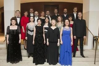 """""""Concerto pola Lírica"""", 2ª Parte (Teatro Rosalía, 3/02/2016), A Coruña"""