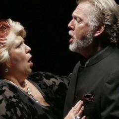 """Marianne Cornetti y Gregory Kunde. """"Sansón y Dalila"""". A Coruña (2016)"""
