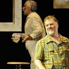 """Un fragmento de nuestro """"Falstaff"""" con Bryn Terfel…"""
