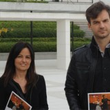 Los usuarios de la institución Padre Rubinos disfrutan del programa 'Lírica Inclusiva'
