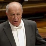 Leo Nucci clausurará la Programación 9 de diciembre con un concierto extraordinario