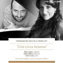Amigos de la Ópera lleva la lírica hasta Os Mallos y Monte Alto