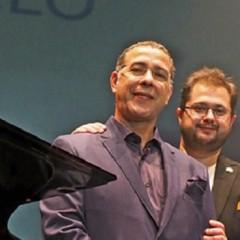 """Celso Albelo: """"Es una gran responsabilidad y un orgullo recibir el Premio Taburiente"""""""