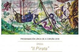 Programas de mano de la Programación Lírica 2018