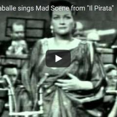 Amigos de la Ópera de A Coruña se suma a la consternación por el fallecimiento de la soprano, Monserrat Caballé