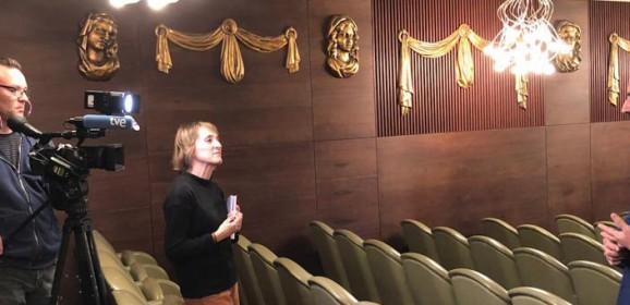TVE grabó un especial sobre Amigos de la Ópera de A Coruña