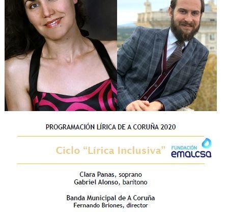 Clausura de la Programación con la gala del quinto aniversario de Lírica Inclusiva